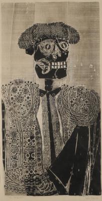 Antonio Berni. The matador