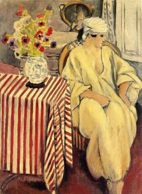 Henri Matisse. Meditation