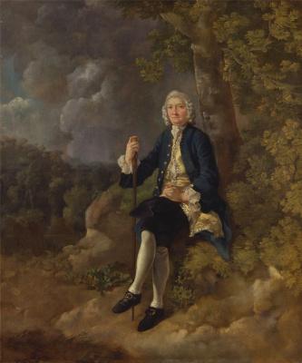 Thomas Gainsborough. Clayton Jones