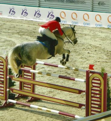 Маргарита Анатольевна Чакова. Jumping 150
