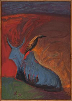 Игорь Юрьевич Евсеев. Bird and bull