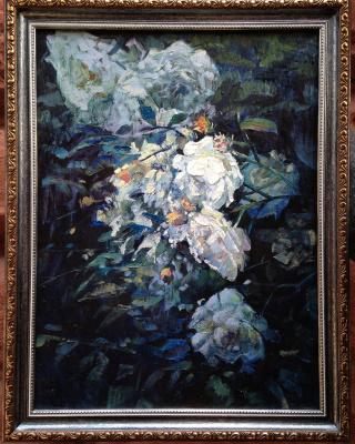 Кристина Ровная. Розы