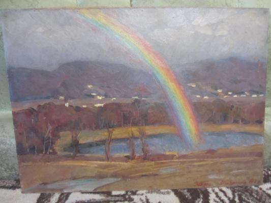 Игорь Алексеевич Маляренко. Радуга кавказ 1983