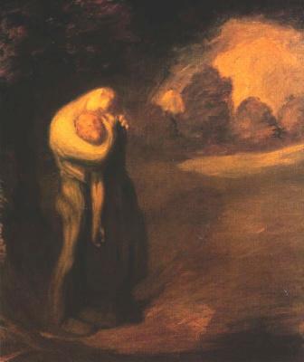 Theophile-Alexander Steinlen. Kiss