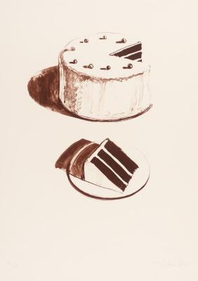 Wayne Thibaut. Chocolate cake