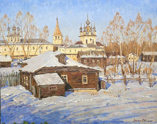 Василий Васильевич Куракса. Yuriev Polsky
