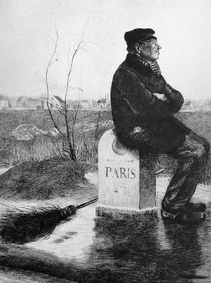 Жан-Франсуа Рафаэлли. Париж