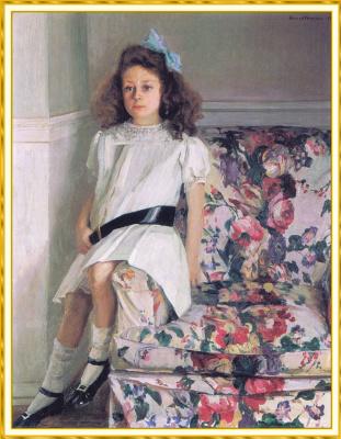 Сьюзан Уоткинс. Молодая девушка