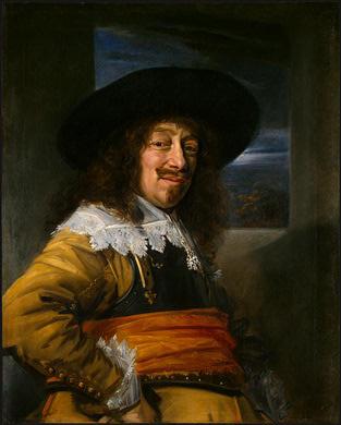 Франс Халс. Портрет