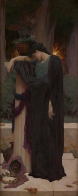 Frederic Leighton. Tosca
