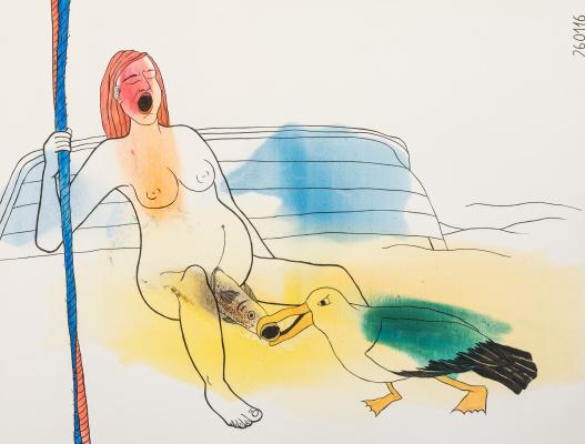 Kinder Album. L'Albatros mon amour 106