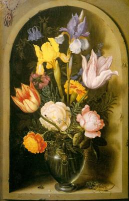 Ambrosius Boshart Elder. Flowers