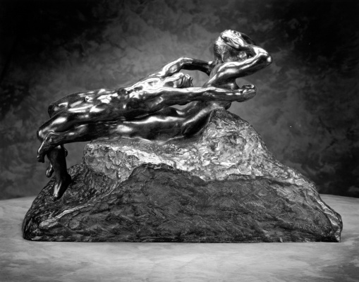 Auguste Rodin. Fleeting love