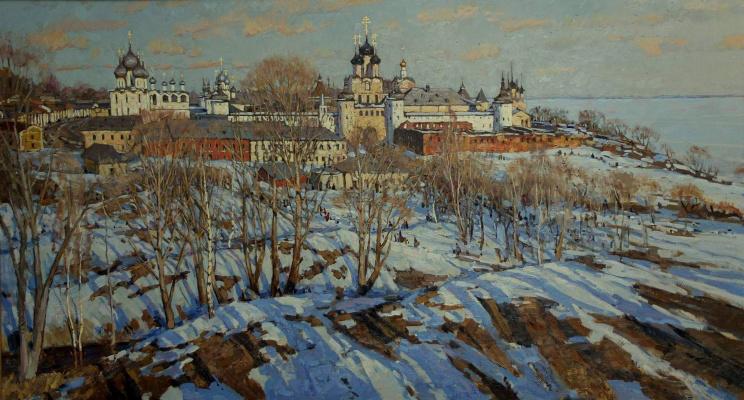Василий Васильевич Куракса. Rostov the Great