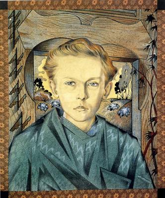 Mikhail Ivanovich the Beetle. Portrait of son
