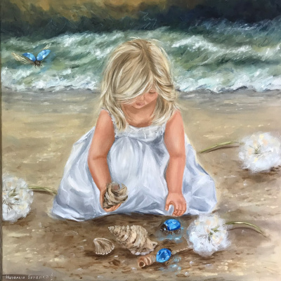 Natalia Vasilyevna Butenko (Sky pearl). Kindness