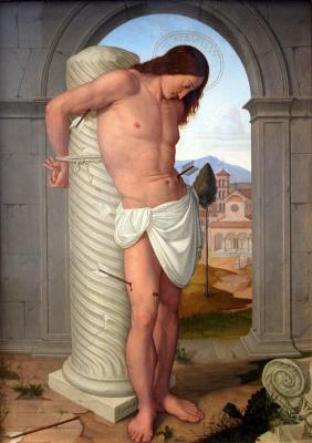 Johann Friedrich Overbeck. Saint Sebastian