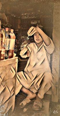Алексиос  Шандермани. BOY AND STARLING