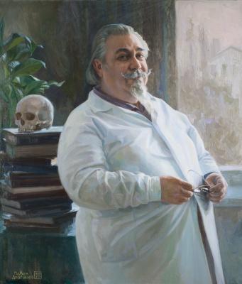 Pavel Gennadievich Dragunov. Doctor Petrov