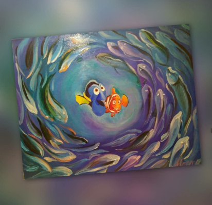 Maria Verona. Finding Nemo