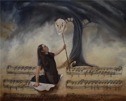 Alexander Giza-Ciobanu. Dreamcatcher