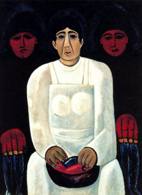 Marsden Hartley. Threesome