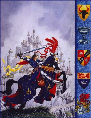 Вархаммер. Рыцарь крестоносец