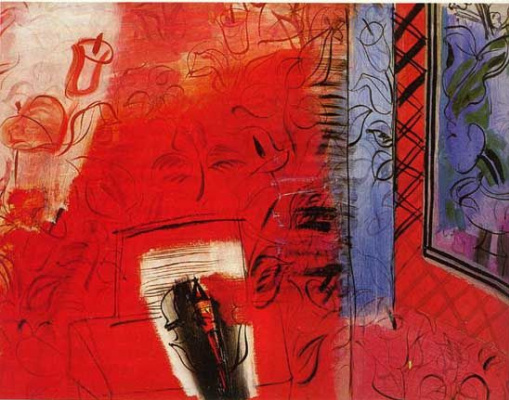 Raoul Dufy. In honor of Bach