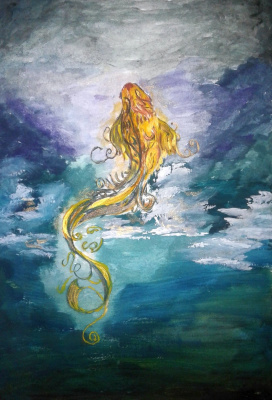Julia Sergeevna Bochkareva. Gold fish
