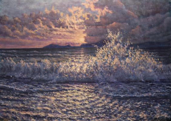 Valery Levchenko. No. 445 Seascape