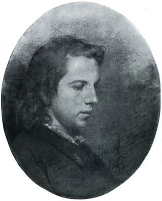 Портрет С.Н. Крамской