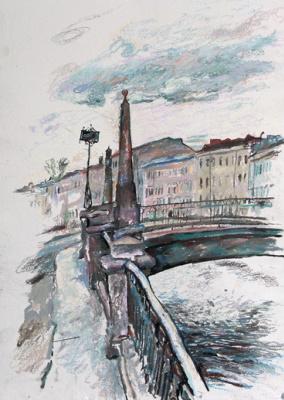 Leonid Valeryevich Stroganov. The Canal