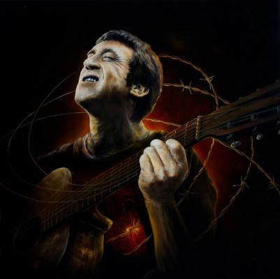 Sergey Vladimirovich Kolesnikov (KS). String / Die Saiten / The Strings