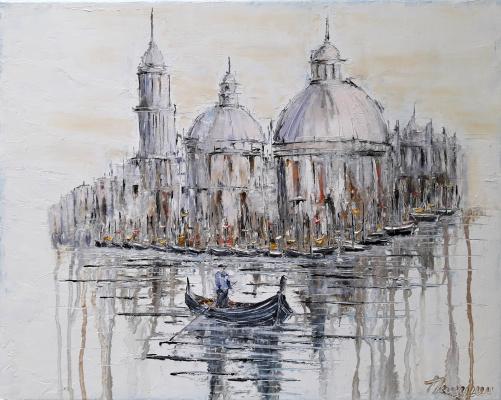 Sergey Vladislavovich Pichugin. Dreams of Venice