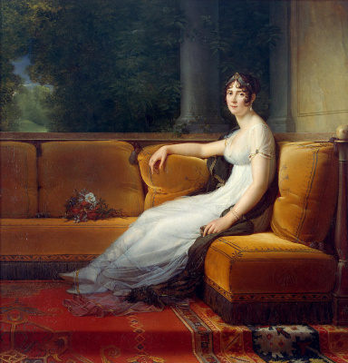 Франсуа Паскаль Симон Жерар. Портрет Жозефины