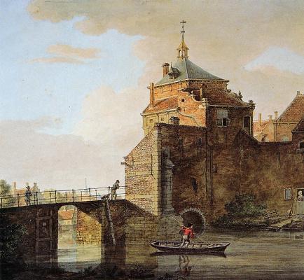 Ван Лехмонд. В лодке