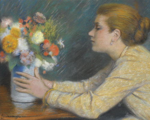 Federico Zandomenegi. Bouquet