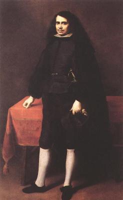 Бартоломе Эстебан Мурильо. Портрет джентльмена