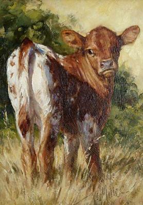 Вел Миллер. Корова