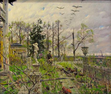 Pavel Viktorovich Ryzhenko. Requiem-2