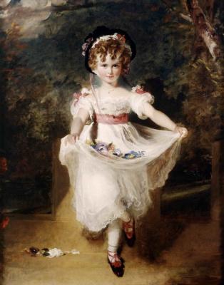 Портрет мисс Мюррей