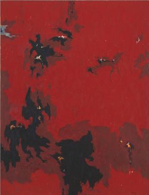 Clifford Still. 1949. No. 1