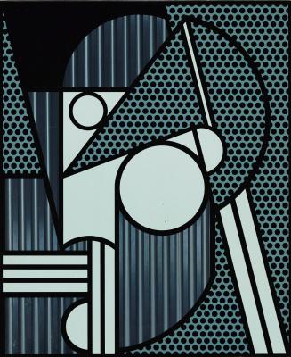 Рой Лихтенштейн. Современный портрет