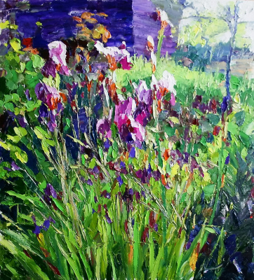 Михаил Рудник. Flowers No. 20