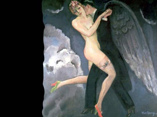 Kees Van Dongen. Erotic tango