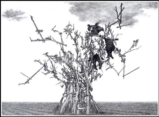 Джос Смит. Дерево