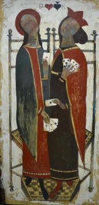 Eugene Georgievich Golubtsov. Lady and king
