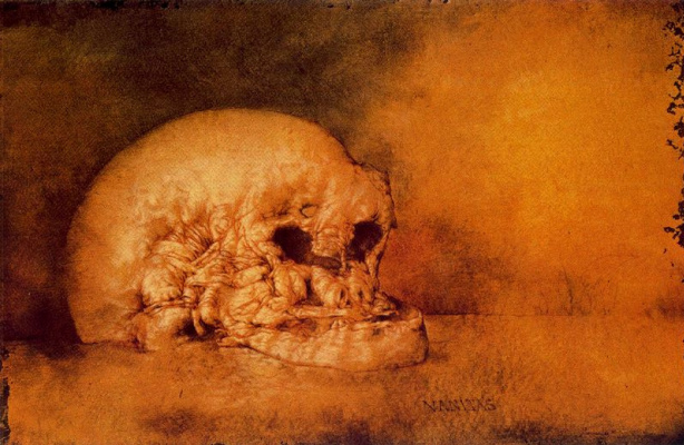 Jose Hernandez. Skull