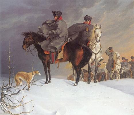 Крюгер. Зима