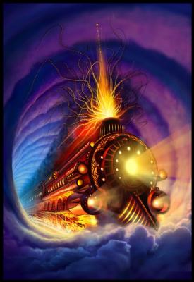 Филипп Страуб. Поезд-призрак